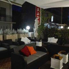 Hotel Baden Baden Римини интерьер отеля фото 2