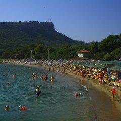 Grand Lukullus Hotel пляж фото 2