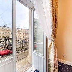 Гостиница Новая История балкон