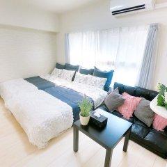 Отель FN2 Blue Cross Япония, Фукуока - отзывы, цены и фото номеров - забронировать отель FN2 Blue Cross онлайн комната для гостей