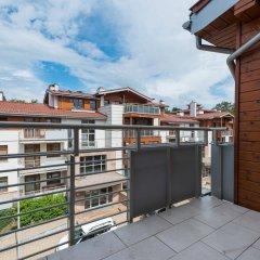 Отель Apartinfo Apartments - Neptun Park Польша, Гданьск - отзывы, цены и фото номеров - забронировать отель Apartinfo Apartments - Neptun Park онлайн балкон