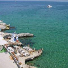 Отель Argo Spa Hotel Греция, Эгина - отзывы, цены и фото номеров - забронировать отель Argo Spa Hotel онлайн пляж фото 2