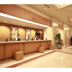 Отель Royal Park Hotel Япония, Токио - отзывы, цены и фото номеров - забронировать отель Royal Park Hotel онлайн интерьер отеля фото 2