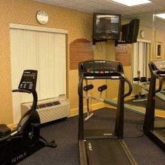Отель Holiday Inn Express Vicksburg фитнесс-зал фото 4