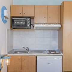 Апартаменты Haraki Mare Studios & Apartments Родос в номере фото 2