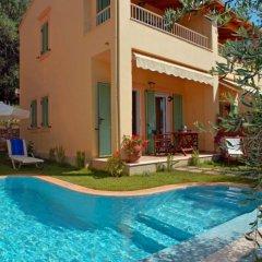Отель La Riviera Barbati бассейн фото 2