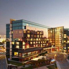 Отель Jumeirah Creekside Дубай городской автобус
