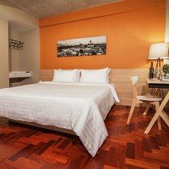 Siam Mitr Hostel Бангкок комната для гостей фото 3