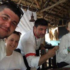 Отель Luz de Luna Hotel & Spanish Restaurant Доминикана, Бока Чика - отзывы, цены и фото номеров - забронировать отель Luz de Luna Hotel & Spanish Restaurant онлайн гостиничный бар