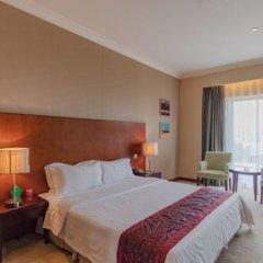 Отель Meiga Hotel Китай, Чжуншань - отзывы, цены и фото номеров - забронировать отель Meiga Hotel онлайн комната для гостей фото 3