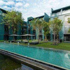 Отель Theatre Residence Таиланд, Бангкок - 1 отзыв об отеле, цены и фото номеров - забронировать отель Theatre Residence онлайн бассейн