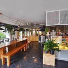 Отель The Heritage Hotels Bangkok гостиничный бар