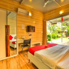 Отель OYO 14197 Curlies Zulu Land Cottages Гоа комната для гостей фото 5