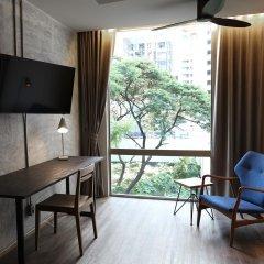 Tints of Blue Hotel удобства в номере фото 2