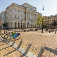 Апартаменты Royal Route Apartment for 10 people Варшава спортивное сооружение
