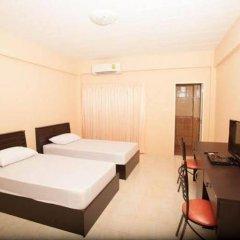 Апартаменты Burapha Bangsaen Garden Apartment комната для гостей фото 4