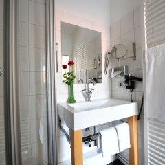 Отель Frühlings-Hotel Германия, Брауншвейг - отзывы, цены и фото номеров - забронировать отель Frühlings-Hotel онлайн ванная фото 2