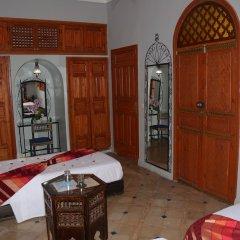 Отель Riad Assalam Марокко, Марракеш - отзывы, цены и фото номеров - забронировать отель Riad Assalam онлайн балкон