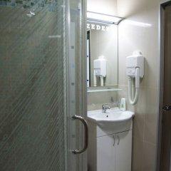 Отель Zeder Garni Сербия, Белград - отзывы, цены и фото номеров - забронировать отель Zeder Garni онлайн ванная фото 2