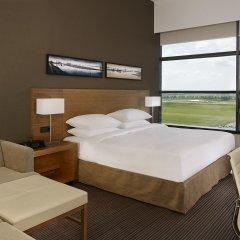 Отель Hyatt Place Amsterdam Airport Нидерланды, Хофддорп - 5 отзывов об отеле, цены и фото номеров - забронировать отель Hyatt Place Amsterdam Airport онлайн комната для гостей фото 3