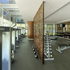 Отель Taj Dubai фитнесс-зал