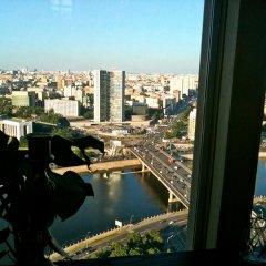 Рэдиссон Коллекшен Отель Москва балкон