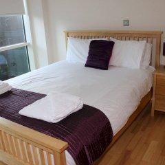 Отель Glasgow Lofts комната для гостей фото 5