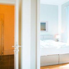 Отель Leipzig Suites Zentrum Harkortstraße комната для гостей фото 5