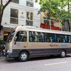 Отель Swan Cruises Halong городской автобус