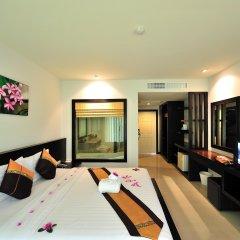 Отель Apk Resort 3* Улучшенный номер