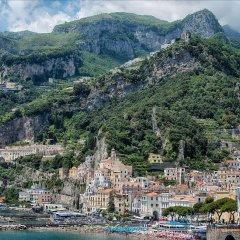Отель NH Collection Grand Hotel Convento di Amalfi Италия, Амальфи - отзывы, цены и фото номеров - забронировать отель NH Collection Grand Hotel Convento di Amalfi онлайн пляж