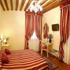 Hotel San Luca Venezia комната для гостей