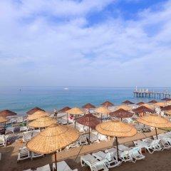Отель Holiday Park Resort Окурджалар пляж фото 2