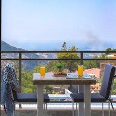 Villa Sky by Akdenizvillam Турция, Патара - отзывы, цены и фото номеров - забронировать отель Villa Sky by Akdenizvillam онлайн балкон