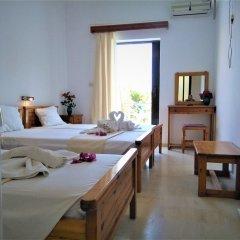 Отель Aragorn Paradise Garden Греция, Сивота - отзывы, цены и фото номеров - забронировать отель Aragorn Paradise Garden онлайн комната для гостей