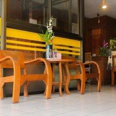 Отель Wendy House Таиланд, Бангкок - отзывы, цены и фото номеров - забронировать отель Wendy House онлайн интерьер отеля