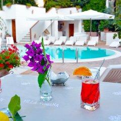 Отель Villa Romana Hotel & Spa Италия, Минори - отзывы, цены и фото номеров - забронировать отель Villa Romana Hotel & Spa онлайн бассейн фото 2