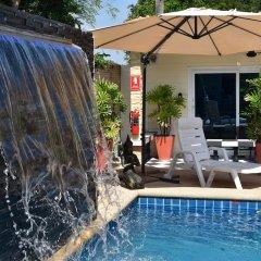 Гостевой Дом Mangoes бассейн фото 3