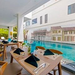 Ally Beach Boutique Hotel Hoian бассейн фото 3