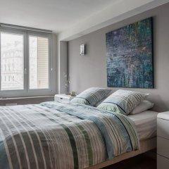 Отель Le Notre Dame - Duplex with Amazing View Париж комната для гостей фото 4