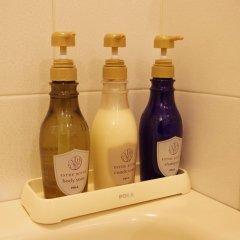 Отель Ginza Creston Токио ванная