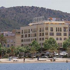 Отель Prestige Mar Y Sol Курорт Росес приотельная территория