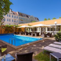 Отель Mercure Hotel Berlin City West Германия, Берлин - отзывы, цены и фото номеров - забронировать отель Mercure Hotel Berlin City West онлайн фото 6