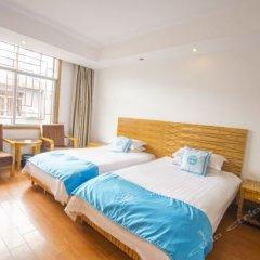 Jinggangshan Chenxin Hotel комната для гостей
