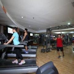 Crown Regency Hotel and Towers Cebu фитнесс-зал фото 2