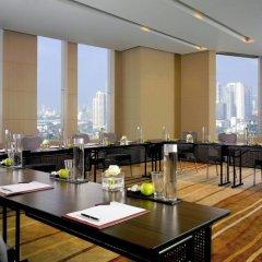 Отель Marriott Sukhumvit Бангкок помещение для мероприятий фото 2