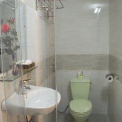 Отель Halo Homestay ванная фото 2