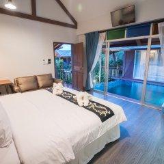Отель The Cinnamon Resort Паттайя комната для гостей фото 2