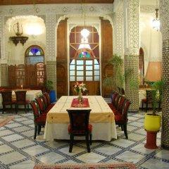 Отель Riad Dar Dmana Марокко, Фес - отзывы, цены и фото номеров - забронировать отель Riad Dar Dmana онлайн питание фото 2