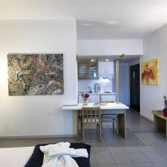 Отель Elia Apartments Греция, Афитос - отзывы, цены и фото номеров - забронировать отель Elia Apartments онлайн комната для гостей фото 5